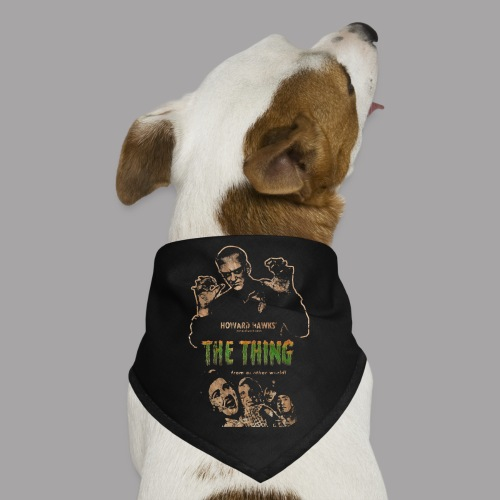 The Thing From Another World Men's T Shirt - Dog Bandana