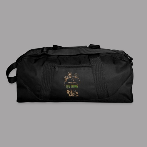 The Thing From Another World Men's T Shirt - Duffel Bag