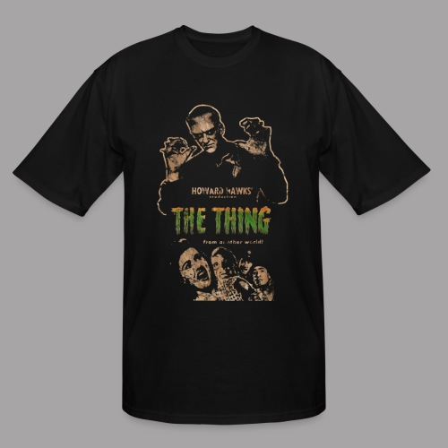 The Thing From Another World Men's T Shirt - Men's Tall T-Shirt