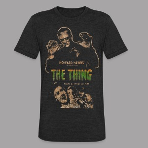 The Thing From Another World Men's T Shirt - Unisex Tri-Blend T-Shirt