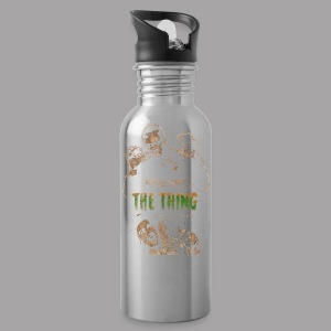 The Thing From Another World Men's T Shirt - Water Bottle