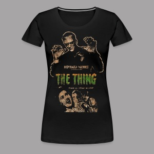 The Thing From Another World Men's T Shirt - Women's Premium T-Shirt