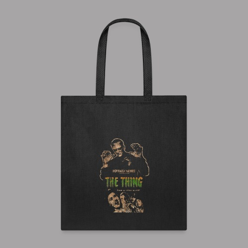 The Thing From Another World Men's T Shirt - Tote Bag
