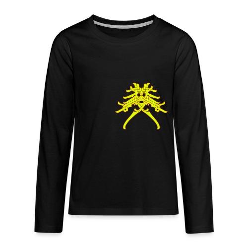 Kid - Huskarl Hoodie - Kids' Premium Long Sleeve T-Shirt
