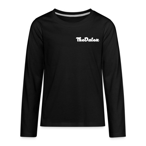 Dalex Hoodie - Kids' Premium Long Sleeve T-Shirt