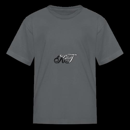 KhyrasTech Logo Premium Kid's Hoodie - Kids' T-Shirt