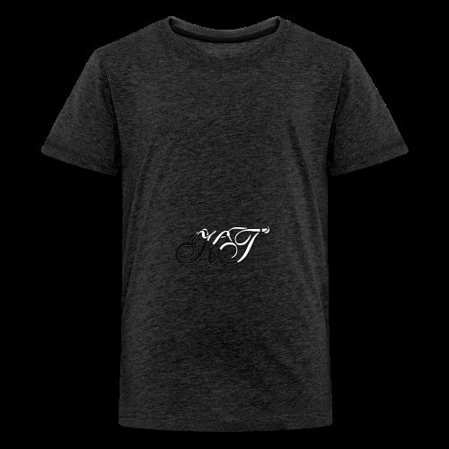 KhyrasTech Logo Premium Kid's Hoodie - Kids' Premium T-Shirt