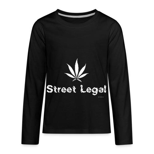 Kids' Premium Long Sleeve T-Shirt
