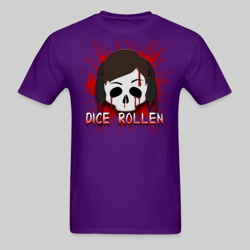 Dice Rollen Logo Shirt - Men's T-Shirt