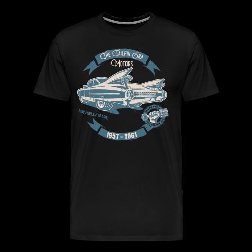 Tailfin Era Motors T-Shirts - Men's Premium T-Shirt