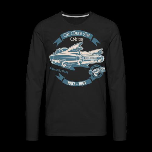 Tailfin Era Motors T-Shirts - Men's Premium Long Sleeve T-Shirt