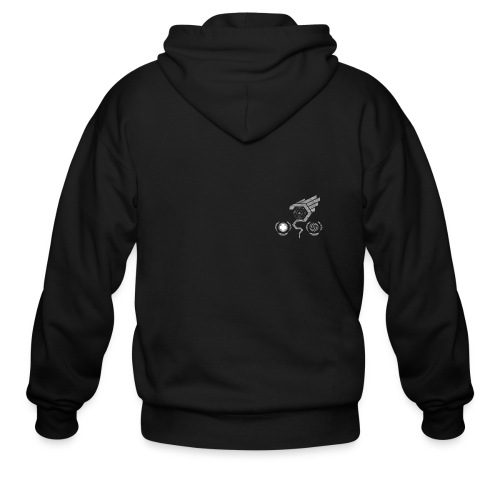 Progenitus hoodie F - Men's Zip Hoodie