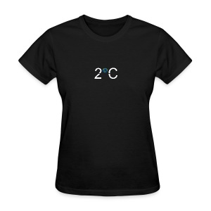 2 degrees - women - Women's T-Shirt