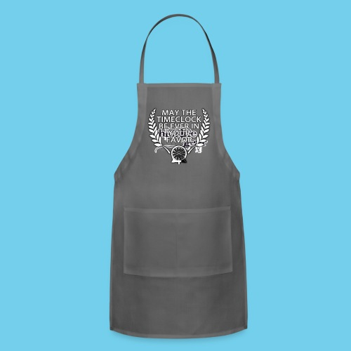 Hunger Swims-Women's Premium Hoodie - Adjustable Apron