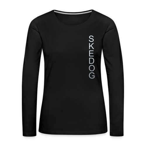 SkeHoodie Female - Women's Premium Long Sleeve T-Shirt
