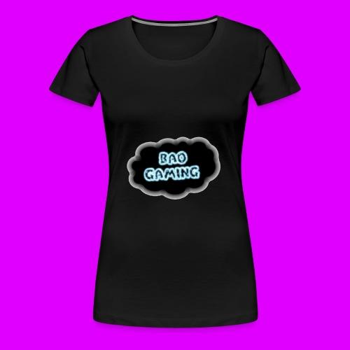 Womens BAOGaming Hoodie! - Women's Premium T-Shirt