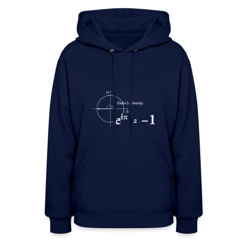 Euler's Identity Formula - Women's Hoodie