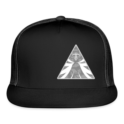 Spyglass hoodie F - Trucker Cap