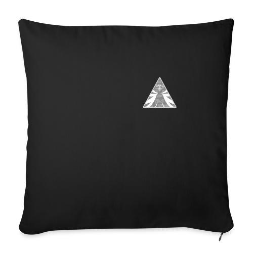 Spyglass hoodie F - Throw Pillow Cover
