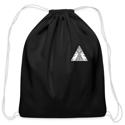 Spyglass hoodie F - Cotton Drawstring Bag
