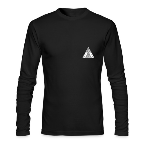Spyglass hoodie F - Men's Long Sleeve T-Shirt by Next Level