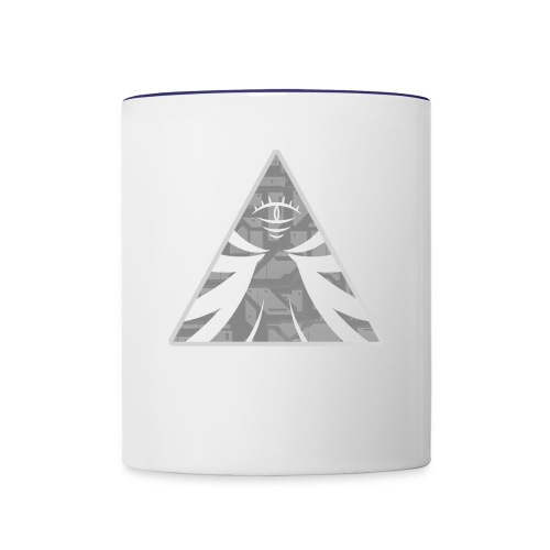 Spyglass hoodie F - Contrast Coffee Mug