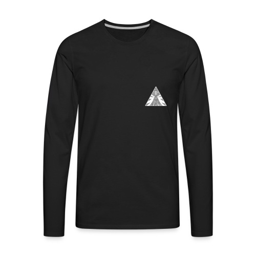 Spyglass hoodie F - Men's Premium Long Sleeve T-Shirt