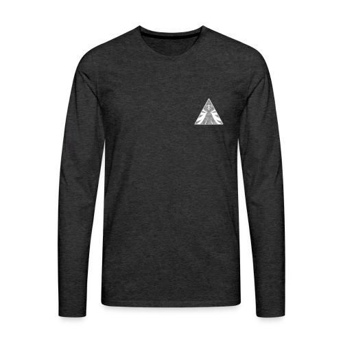 Spyglass hoodie F - Men's Premium Long Sleeve T-Shirt