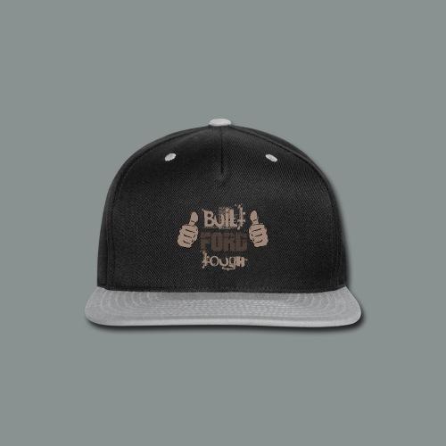 Built FORD Tough - Snap-back Baseball Cap
