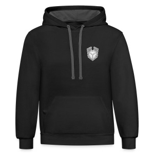 TTI hoodie F - Contrast Hoodie