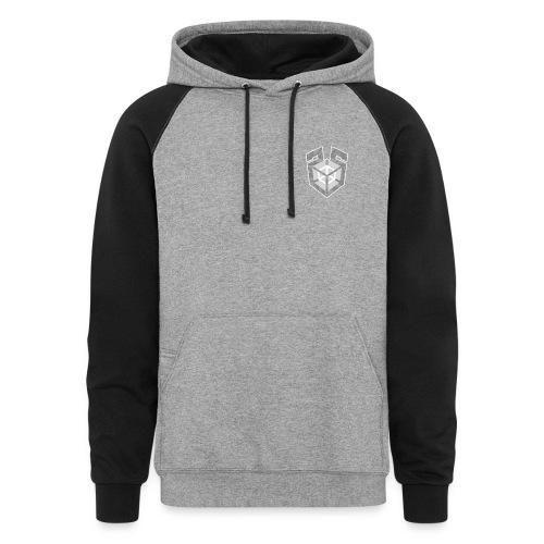 TTI hoodie F - Colorblock Hoodie