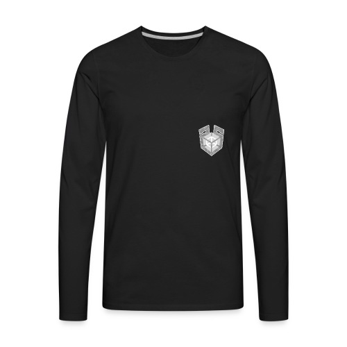 TTI hoodie F - Men's Premium Long Sleeve T-Shirt