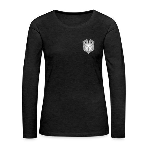 TTI hoodie F - Women's Premium Long Sleeve T-Shirt