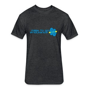 """Women's MTGE """"Where We Run"""" Hoodie - Fitted Cotton/Poly T-Shirt by Next Level"""