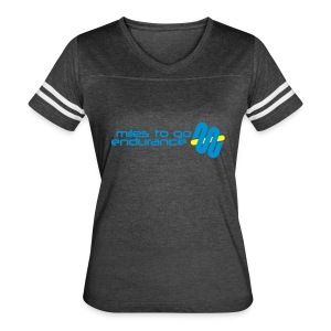 "Women's MTGE ""Where We Run"" Hoodie - Women's Vintage Sport T-Shirt"