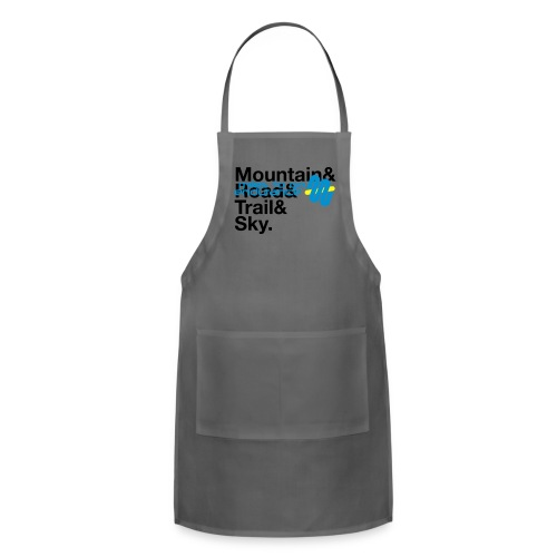 "Women's MTGE ""Where We Run"" Hoodie - Adjustable Apron"
