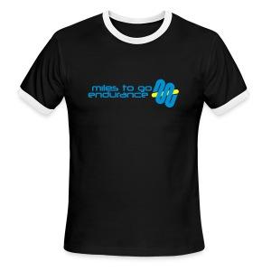 """Women's MTGE """"Where We Run"""" Hoodie - Men's Ringer T-Shirt"""