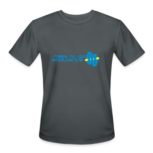 """Women's MTGE """"Where We Run"""" Hoodie - Men's Moisture Wicking Performance T-Shirt"""