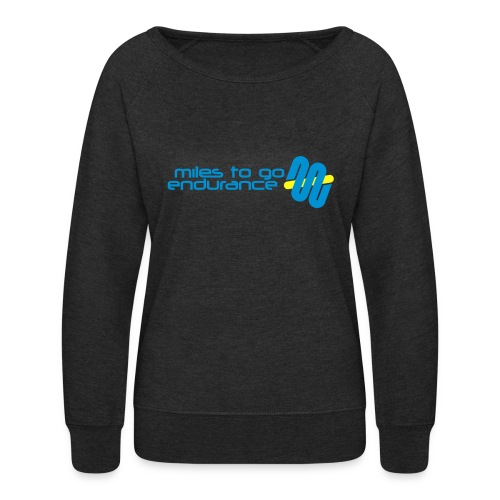 "Women's MTGE ""Where We Run"" Hoodie - Women's Crewneck Sweatshirt"