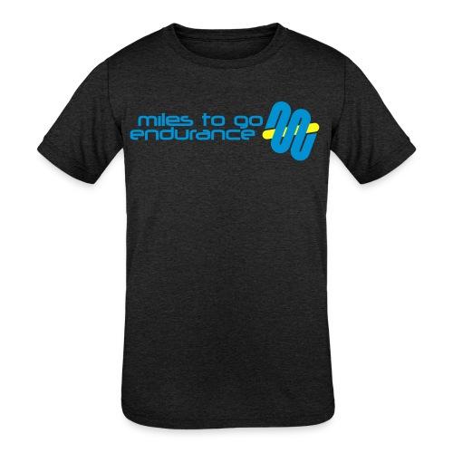 "Women's MTGE ""Where We Run"" Hoodie - Kids' Tri-Blend T-Shirt"