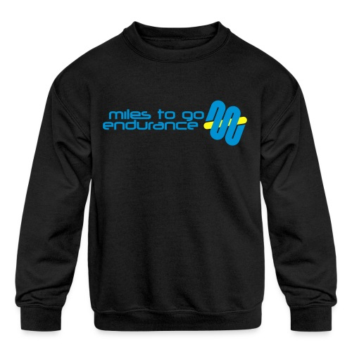 "Women's MTGE ""Where We Run"" Hoodie - Kids' Crewneck Sweatshirt"