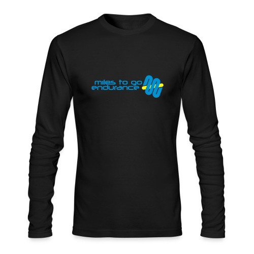 "Women's MTGE ""Where We Run"" Hoodie - Men's Long Sleeve T-Shirt by Next Level"
