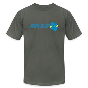 "Women's MTGE ""Where We Run"" Hoodie - Men's Fine Jersey T-Shirt"