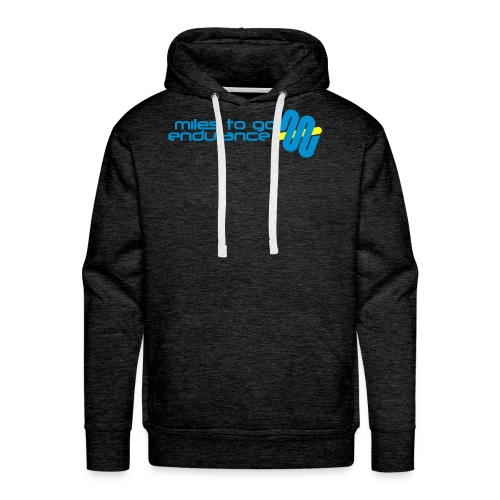 "Women's MTGE ""Where We Run"" Hoodie - Men's Premium Hoodie"