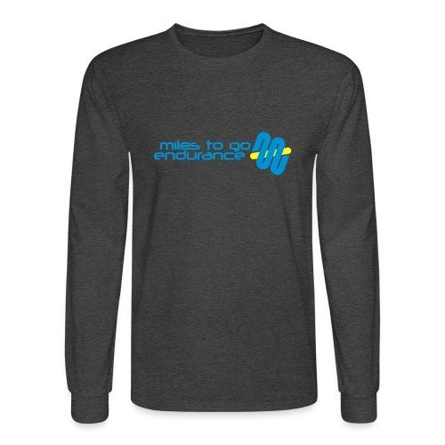 "Women's MTGE ""Where We Run"" Hoodie - Men's Long Sleeve T-Shirt"