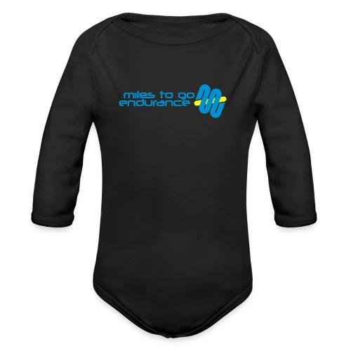 "Women's MTGE ""Where We Run"" Hoodie - Organic Long Sleeve Baby Bodysuit"