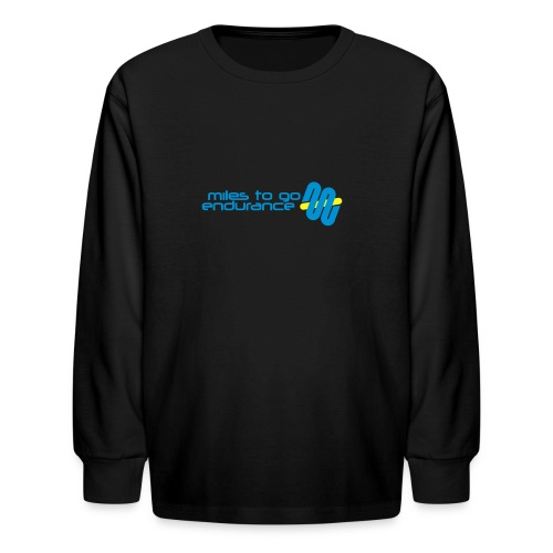 "Women's MTGE ""Where We Run"" Hoodie - Kids' Long Sleeve T-Shirt"