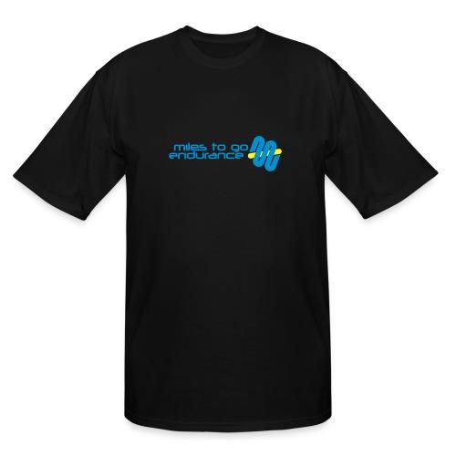 """Women's MTGE """"Where We Run"""" Hoodie - Men's Tall T-Shirt"""