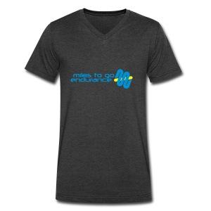 "Women's MTGE ""Where We Run"" Hoodie - Men's V-Neck T-Shirt by Canvas"