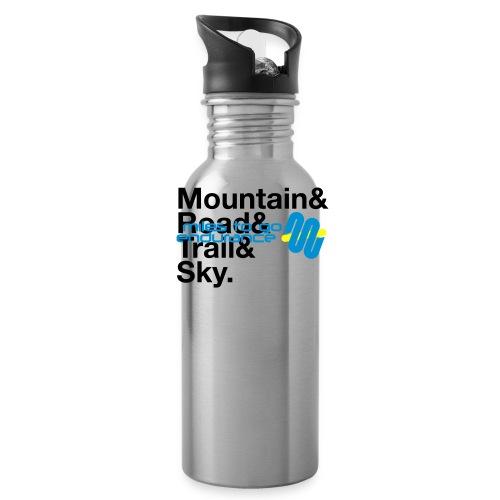 """Women's MTGE """"Where We Run"""" Hoodie - Water Bottle"""